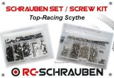 Screw kit for the Top-Racing Scythe