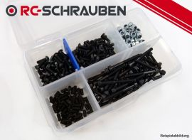 Screw kit for the KM-Rc  H-K1